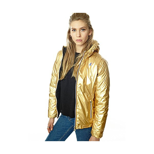 Raincoat Lily Thermo Gold K-Way 6 Women