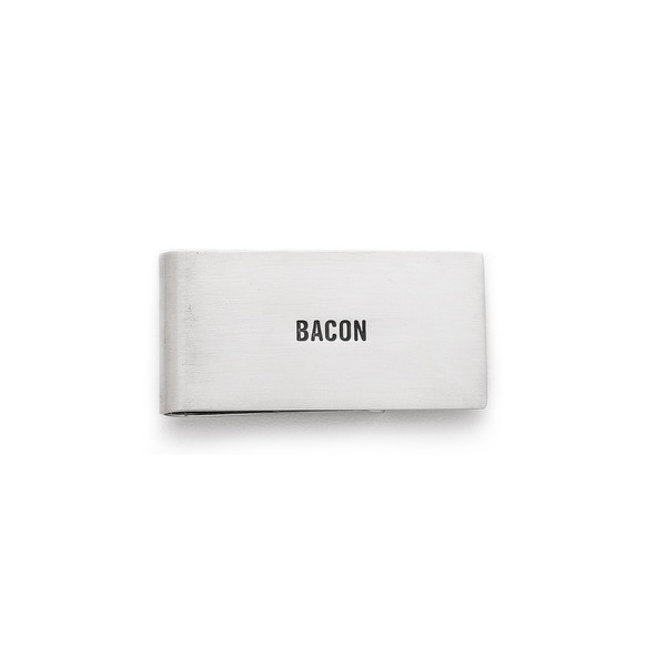 Jack Spade Bacon Money Clip