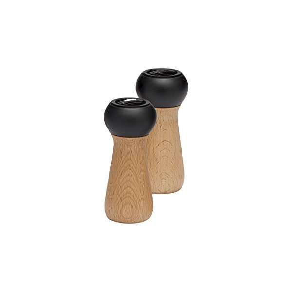 """OXO Good Grips Lily Wood Mill Set, 6"""", Natural"""