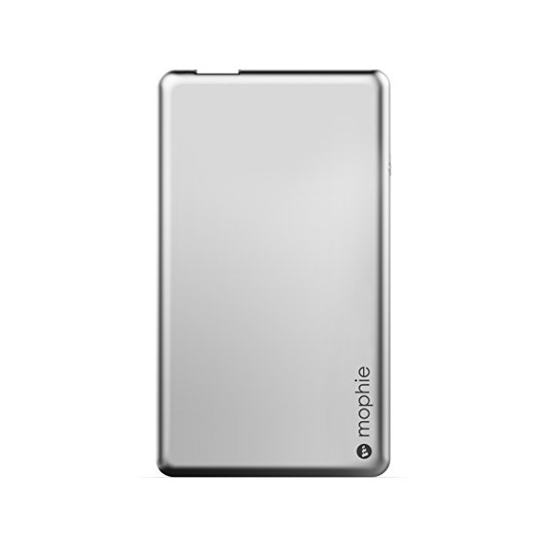 mophie Powerstation 3X for Smartphones and Tablets (6,000 mAh) - Aluminum
