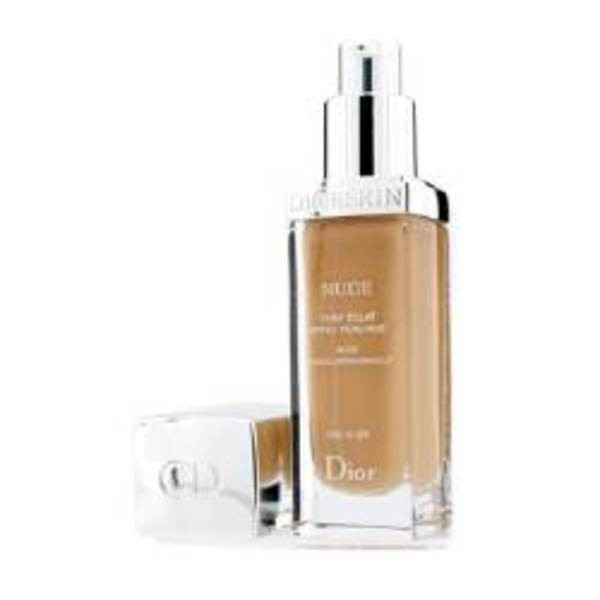 Christian Dior - Diorskin Nude Skin Glowing Makeup SPF 15 - # 040 Honey Beige - 30ml/1oz