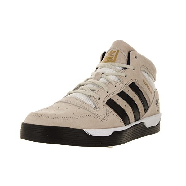Adidas Men's Locator Mid Missto/Cblack/Ftwwht Skate Shoe 10 Men US