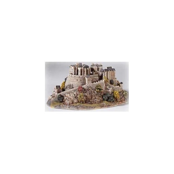 Lilliput Lane Edinburgh Castle Miniature (L2537)