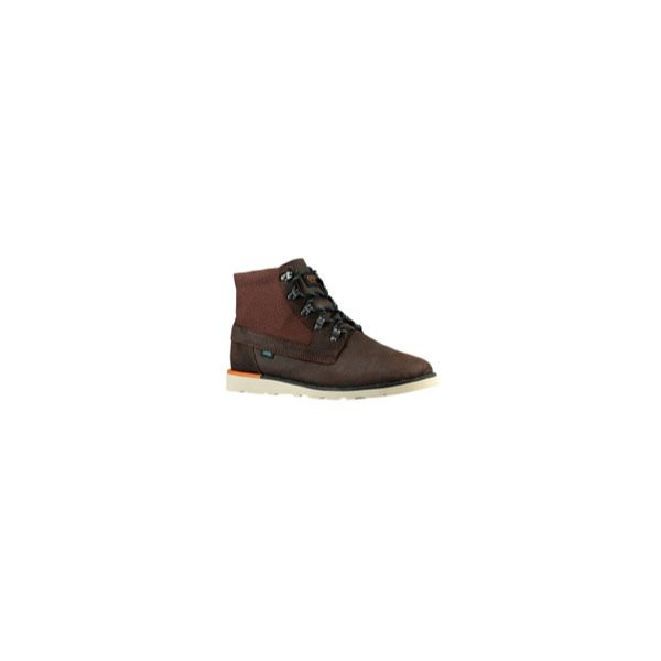 Vans Footwear Men's Breton Boot 9 Brown