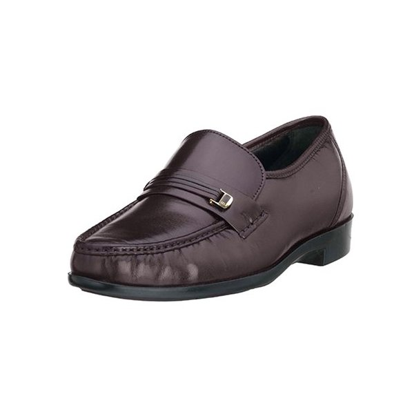 Bostonian Men's Prescott Slip-on, Burgundy, 11 D