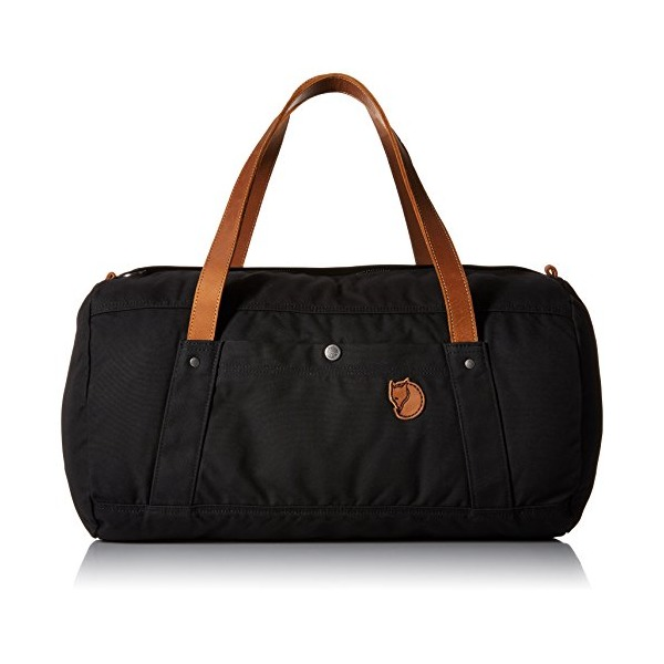 Fjallraven Duffel No.4, Black