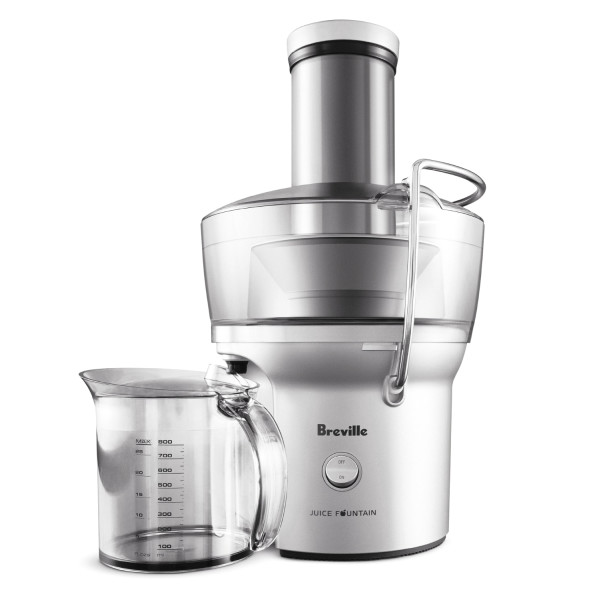 Breville Certified Remanufactured Compact Juice Extractor