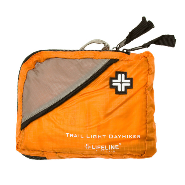 Lifeline 57-Piece Trail Light Dayhiker First Aid Kit