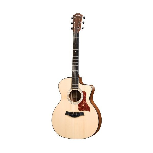 Taylor Guitars 110ce, Dreadnought, Solid Sitka Spruce, Sapele Back/Sides, Cutaway, ES-T
