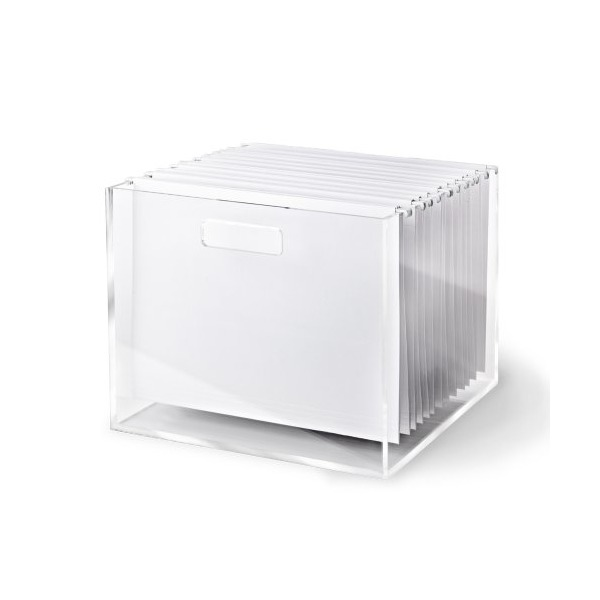 Russell+Hazel Acrylic File Box (80433)