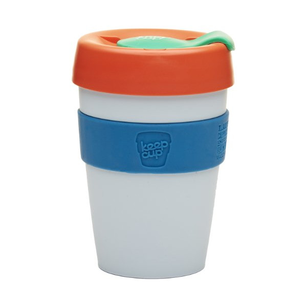 KeepCup The Worlds First Barista Standard 12-Ounce Reusable Cup, Comet, Medium