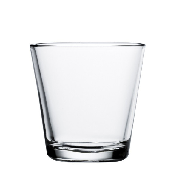 iittala Kartio Glass, Small, Set of 2