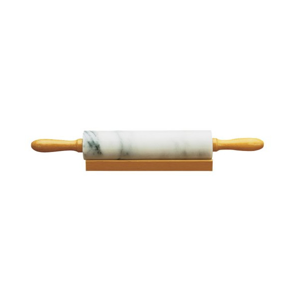 Fox Run Marble Rolling Pin and Base