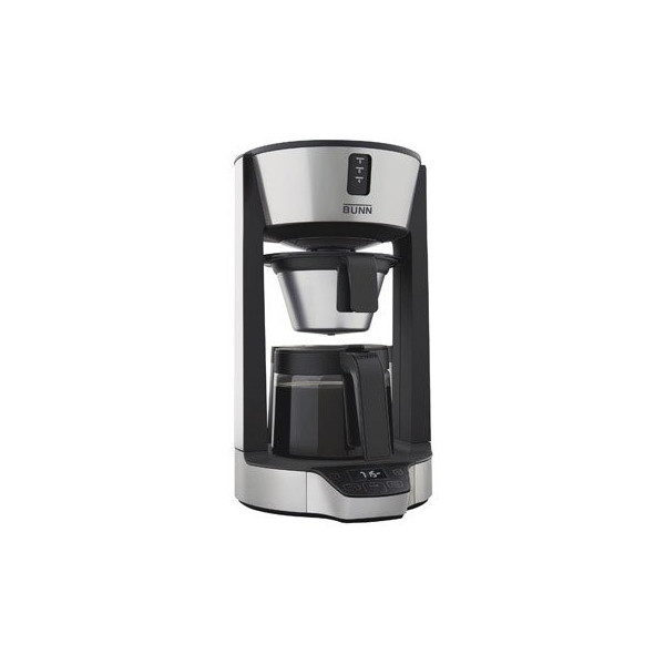 Bunn 42600.0002 (hg) Phase Brew 8-cup Coffee Maker