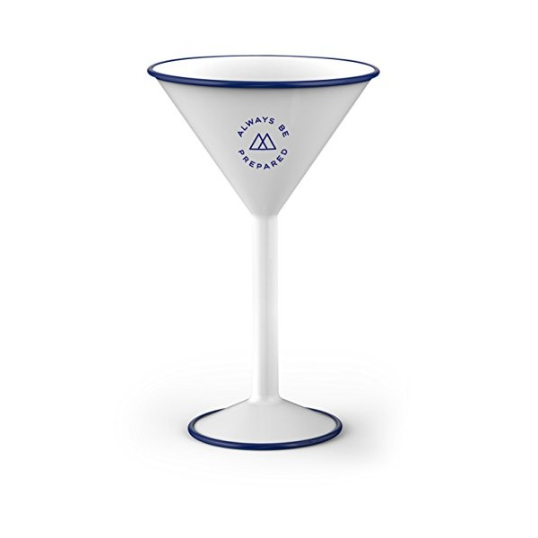 Fred & Friends Wander Ware Camping Martini Cup, Assorted
