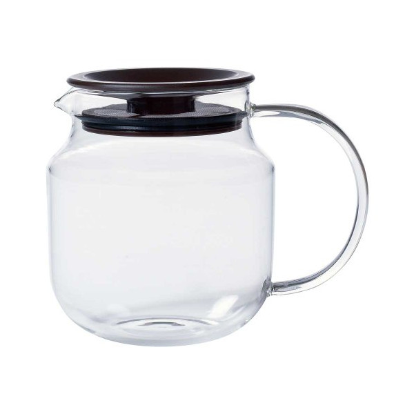 One-Touch Teapot 620ml BR 8685 (Japan Import)