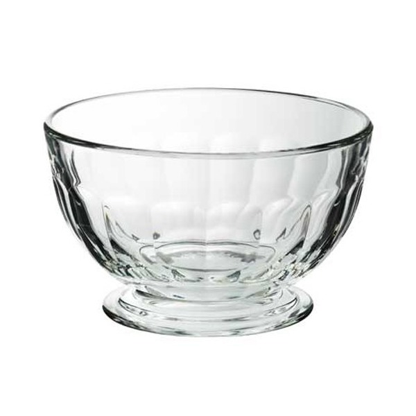 La Rochère Set of 6 Perigord Clear Cereal Bowls