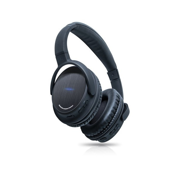 Bluetooth Stereo Headphones, with Built-in Mic and 12 Hour Battery