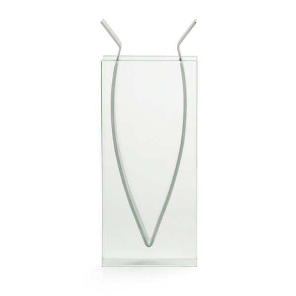 Ribbon Vase Grande, Tall