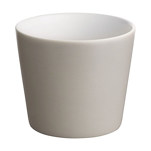Tonale Beaker by David Chipperfield [Set of 4] Color: Light Grey