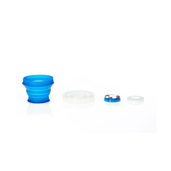 humangear Large GoCup, Blue, One Size