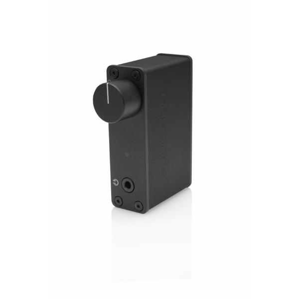 NuForce Icon uDAC-3 - High-Resolution USB Digital Audio Converter (DAC) - Black