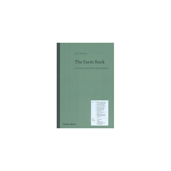 The Form Book: Creating Forms for Printed and Online Use [Hardcover]