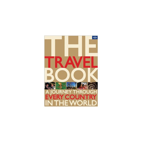 Lonely Planet Travel Book [Paperback]
