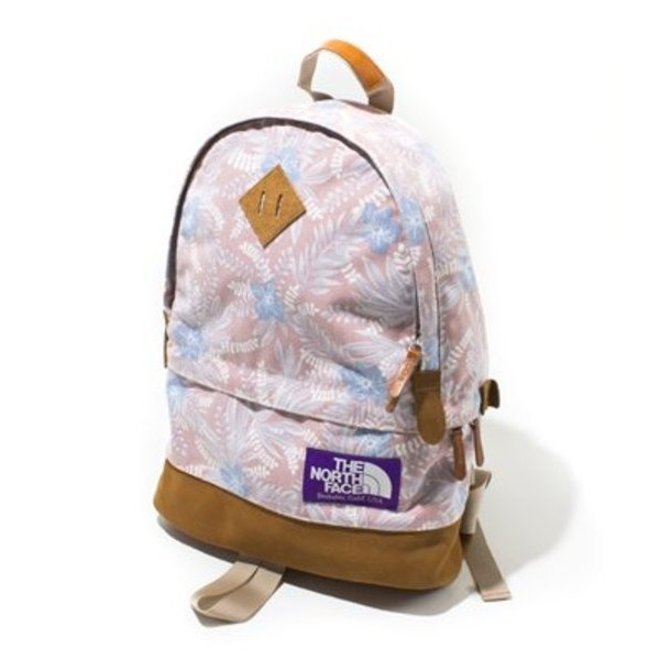 The North Face Purple Label Aloha Print Red, Medium Day Pack
