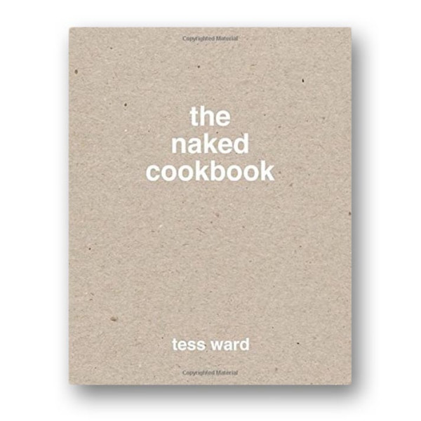 The Naked Cookbook - $15 on Amazon