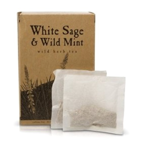 Juniper Ridge White Sage & Wild Mint Tea