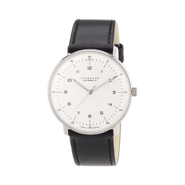 Junghans MAX BILL Automatic Analog Made in Germany 027/3500.00