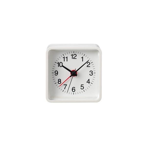 Muji Compact Alarm Clock