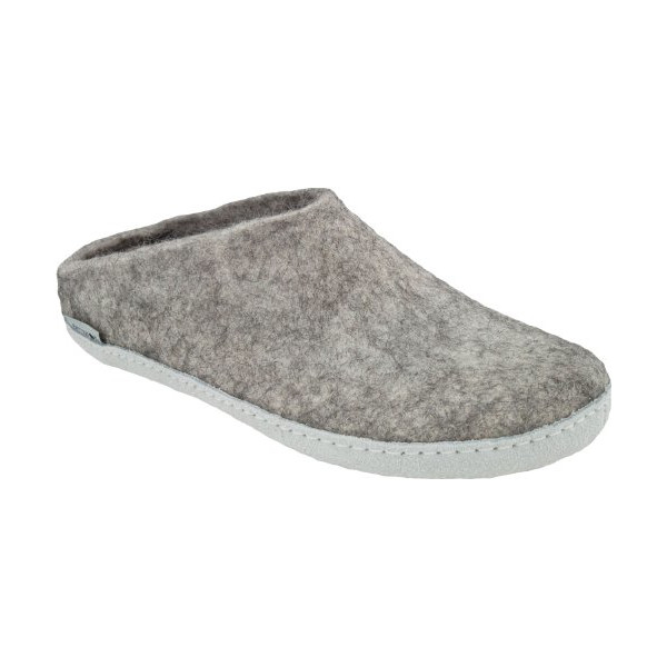 Glerups Slipper - Grey 36