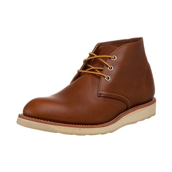 Red Wing Heritage Men's Classic Work Leather Chukka Boot,Chukka,9 D US