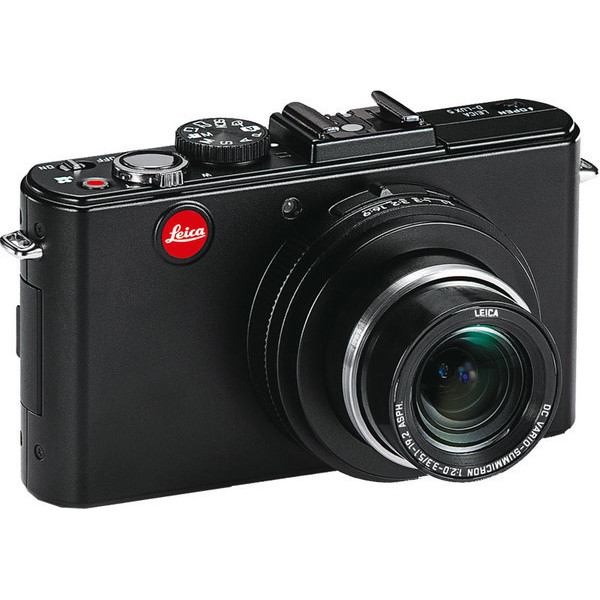 Leica D-LUX5 10.1 MP Compact Digital Camera