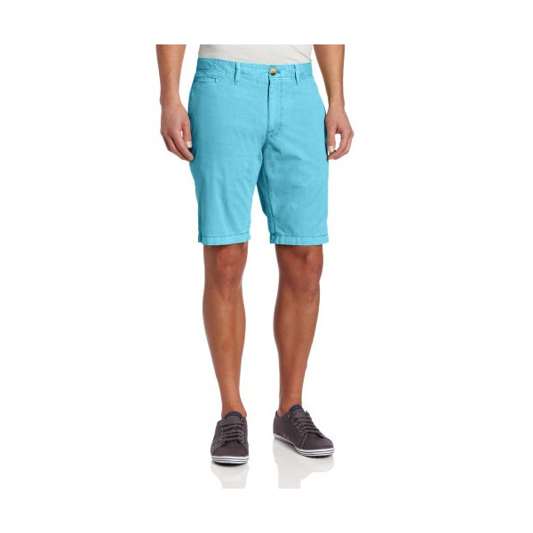 Original Penguin Men's Classic GD Margate Shorts, Maui Blue, 34