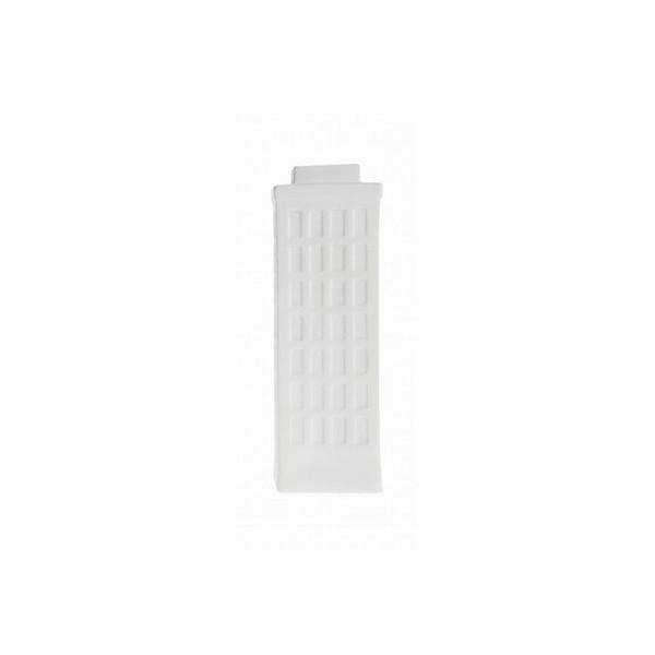 Urban Vase white/17x5,5cm