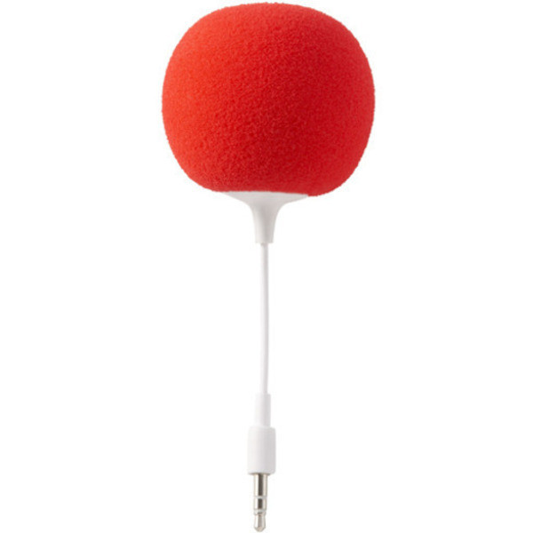 IDEA Music Balloon Red