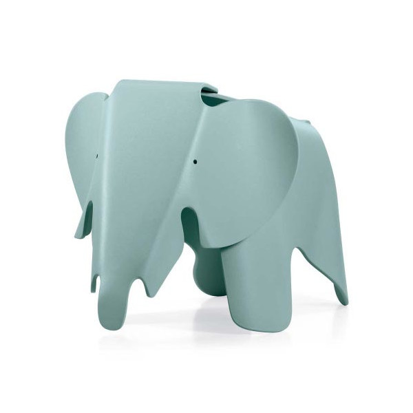 Vitra Eames Elephant, Ice Grey