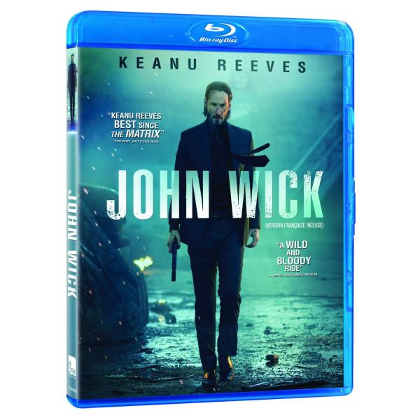 John Wick [Blu-ray] (Bilingual)