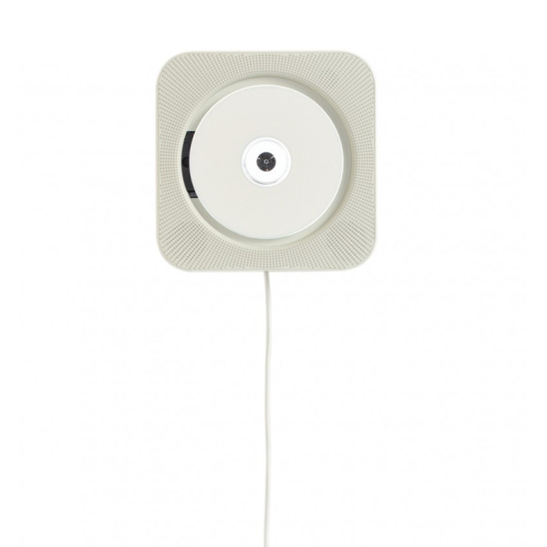 Muji Wall Mounted CD Player with FM Radio