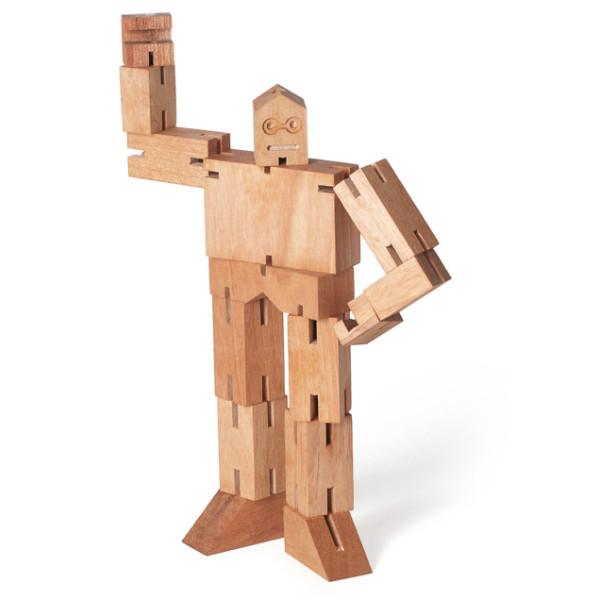Areaware Julien Cubebot
