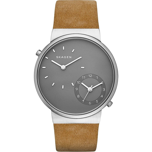 Skagen Men's SKW6190 Analog Display Analog Quartz Brown Watch
