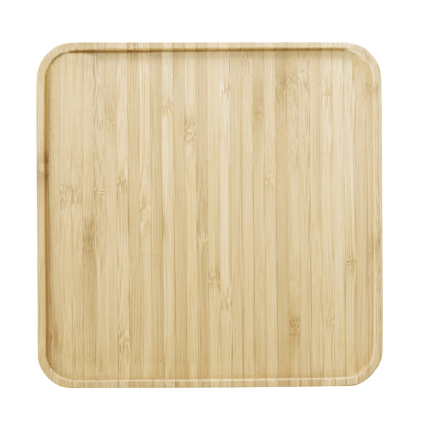 Rig-Tig Bamboo Tray, 20x20cm