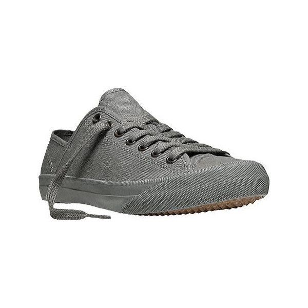 PF Flyers Sumfun Lo Canvas,Dark Grey Canvas,9 M US