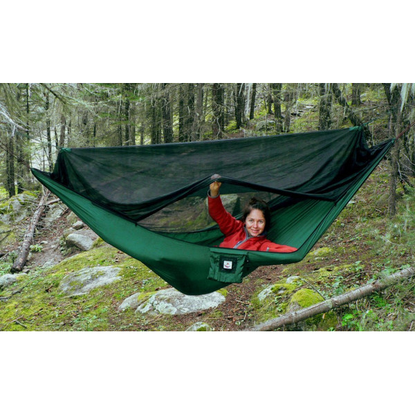 Hammock Bliss No-See-Um No More - The Ultimate Bug Free Hammock
