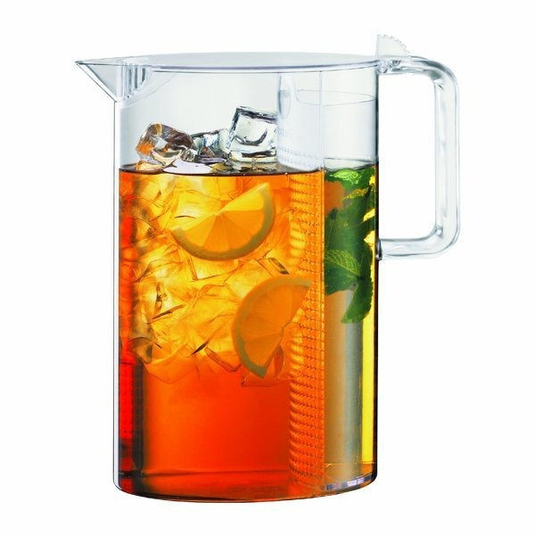 Bodum Ceylon 102 Ounce Iced-Tea Maker and Water Infuser