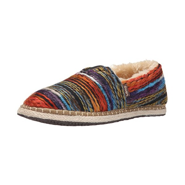 Lamo Women's Juarez Slipper Slip-On Loafer, Multi, 8 M US