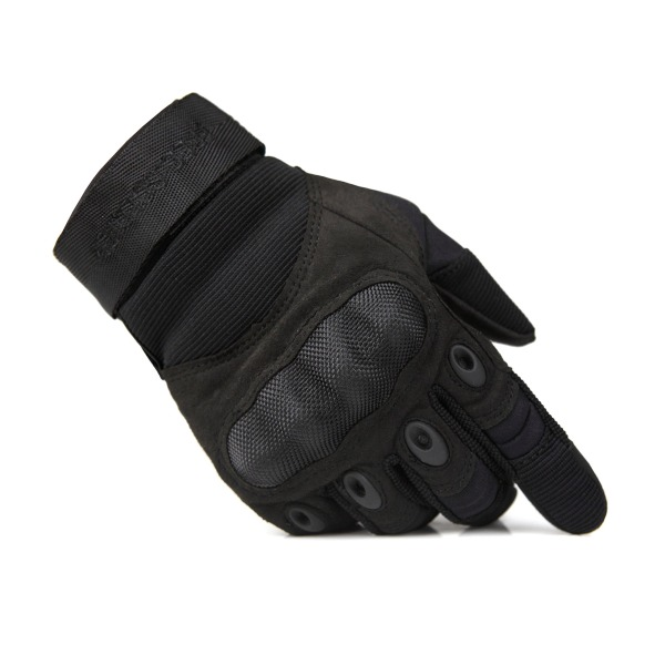 Free Soldier Mens Tactical Gloves Hard Knuckle Full Finger Military Gear